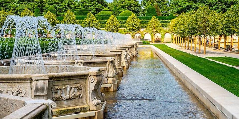 Long-Wood Gardens & Winterthur Mansion Museum, Summertime Tour