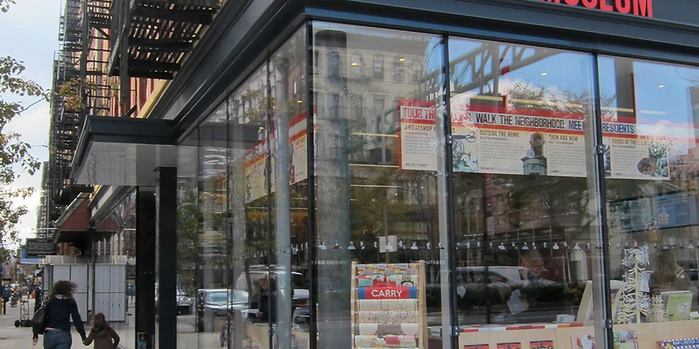 Lower East Side Food Tour + Tenement Museum Immigration Experience