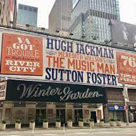 The Music Man Live, Starring Hugh Jackman and Sutton Foster