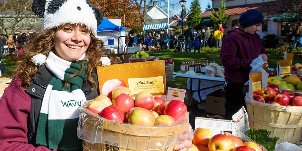 Harvest Festive Peddler Village/ New Hope
