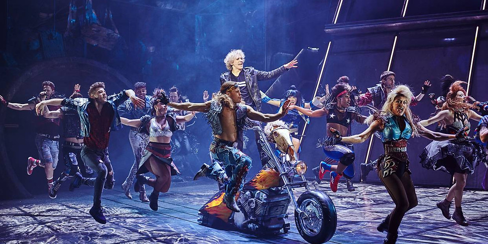 Bat Out Of Hell - The Musical !