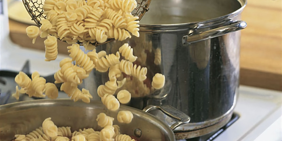 The Art of Pasta Making (Adult Cooking Class)