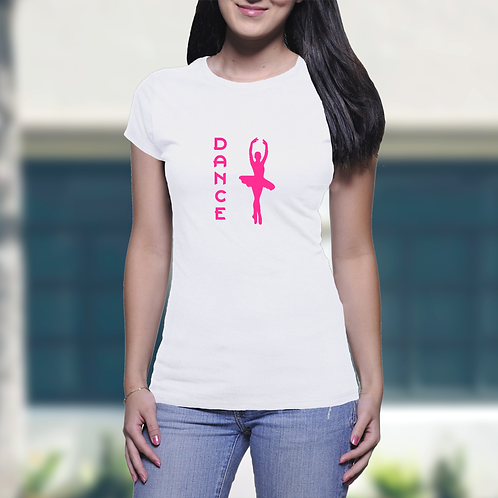 Dance - Ladies T-Shirt