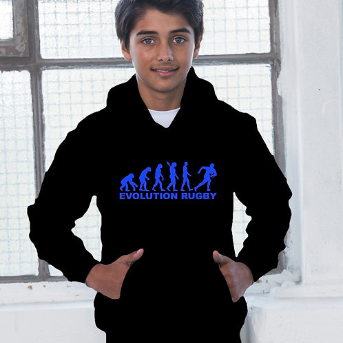 Evolution Rugby Childrens Hoodie