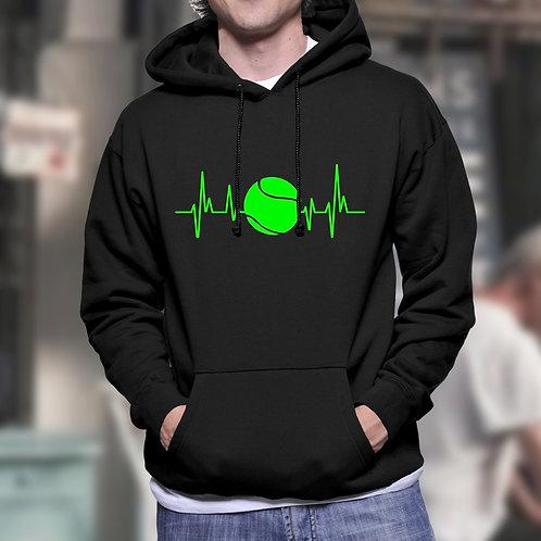 Heartbeat Tennis Hoodie
