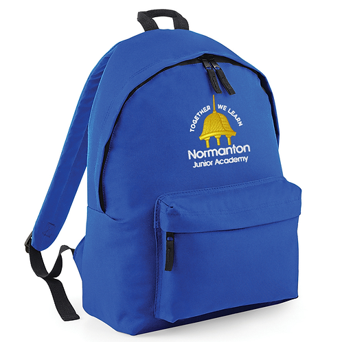 Normanton Junior Academy Rucksack