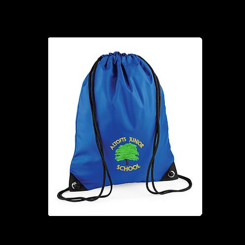 Altofts Junior School Gym Bag