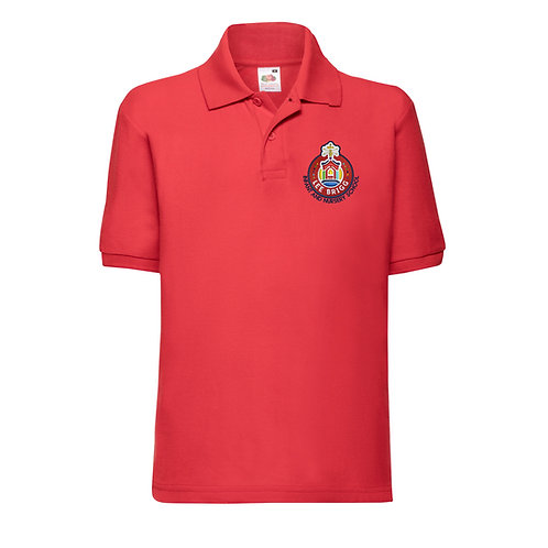 Lee Brig Infants School Polo Shirt