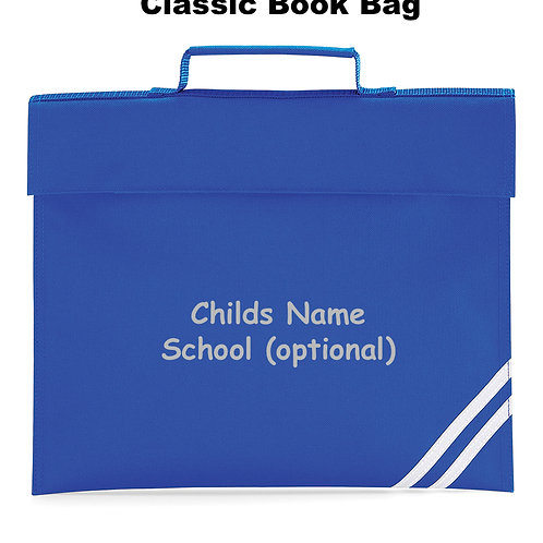 School Classic Book Bag