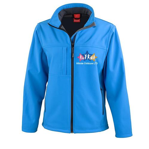 Hillside Soft Shell Jacket - Adult Ladies