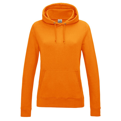 AWDis Ladies College Hoodie (JH001F) - Orange's