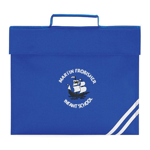 Martin Frobisher Infants School Classic Book Bag