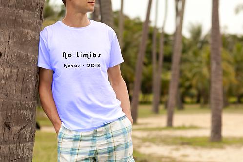 No Limits Mens Holiday T-Shirt