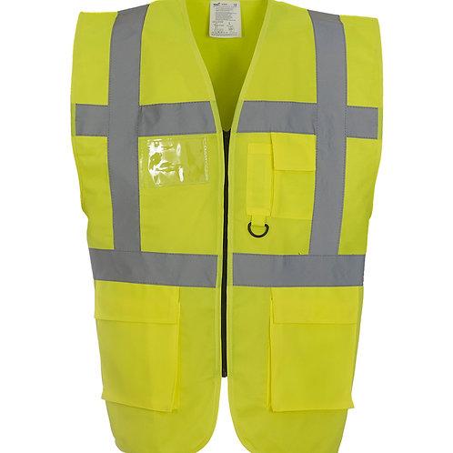 Hi Visibility Adults Executive Vest