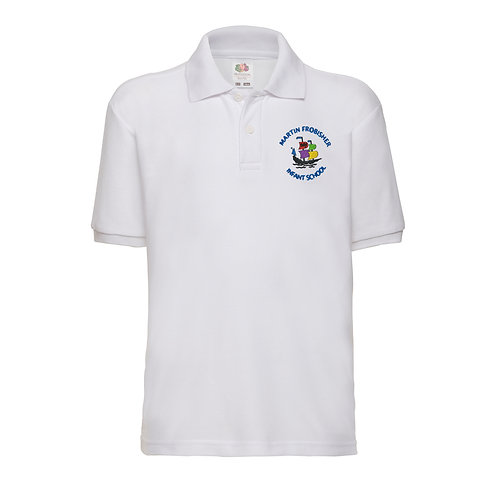 Martin Frobisher Infants School Polo Shirt