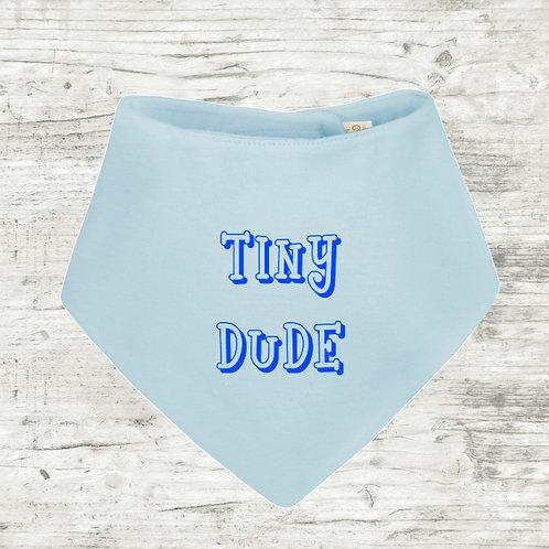 Tiny Dude Bib