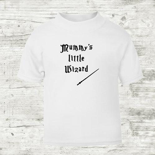Harry Potter Mummy's Little Wizard T-shirt