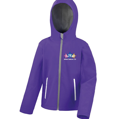 Hillside Soft Shell Jacket - Childrens