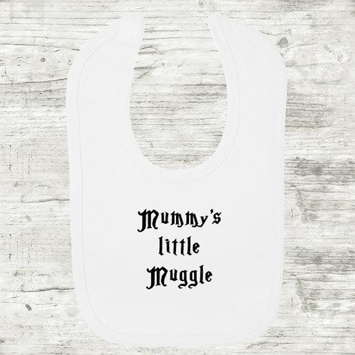 Harry Potter Mummy's Little Muggle Bib