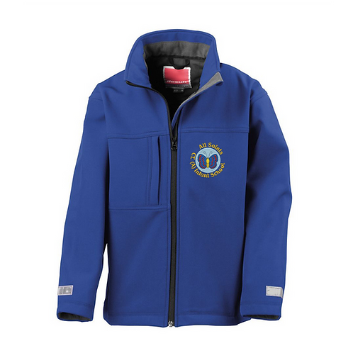 Normanton All Saints School Soft Shell Jacket