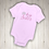 Thumbnail: Big Sister Embroidered Baby Suit