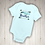 Thumbnail: Biggest Brother Embroidered Baby Suit