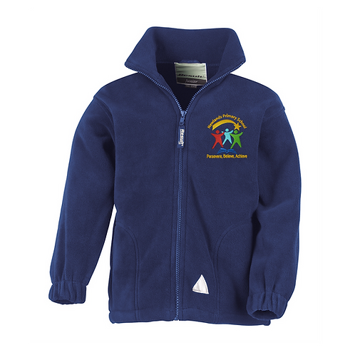 Newlands Primary School Fleece