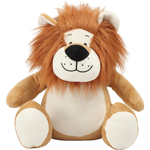 Personalised Zippie Lion