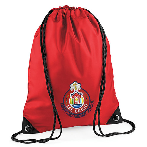 Lee Brigg Infants School Gym Bag