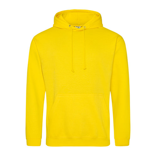 AWDis Children's College Hoodie (JH001B) - Yellow's