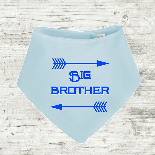 Big Brother Arrows Bib