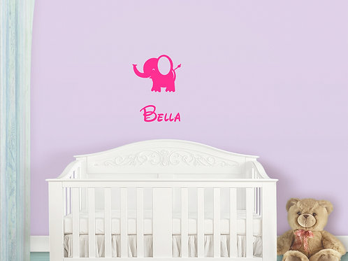 Personalised Wall Art Sticker
