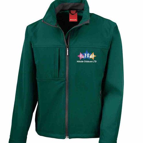 Hillside Soft Shell Jacket - Adult Mens / Unisex