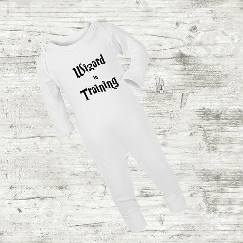 Harry Potter Wizard In Training Sleep Suit