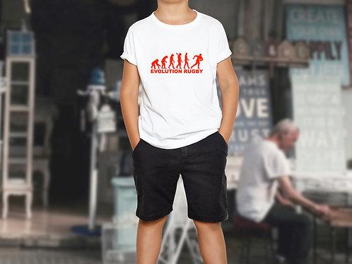 Evolution Rugby Children's Sports T-Shirt