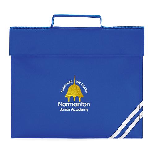 Normanton Junior Academy Classic Book Bag