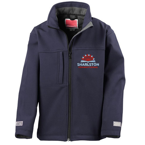 Sharlston Community School Soft Shell Jacket