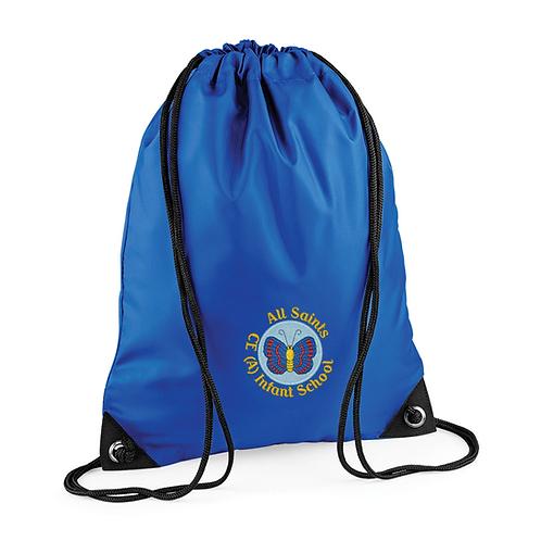Normanton All Saints  School Gym Bag