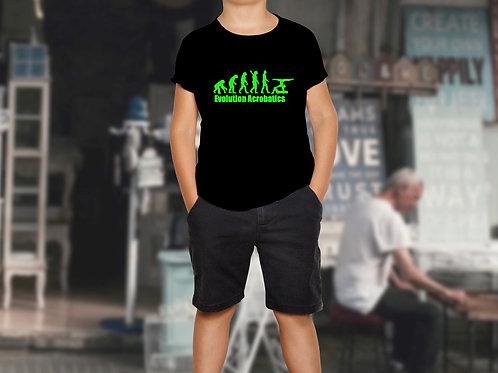 Evolution Acrobatics Children's Sports T-Shirt