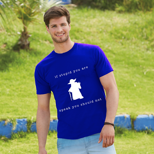 If Stupid You Are Mens  T-Shirt