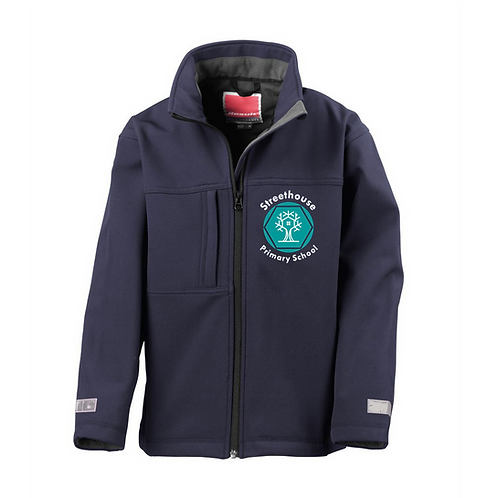 Streethouse Primary School Soft Shell Jacket