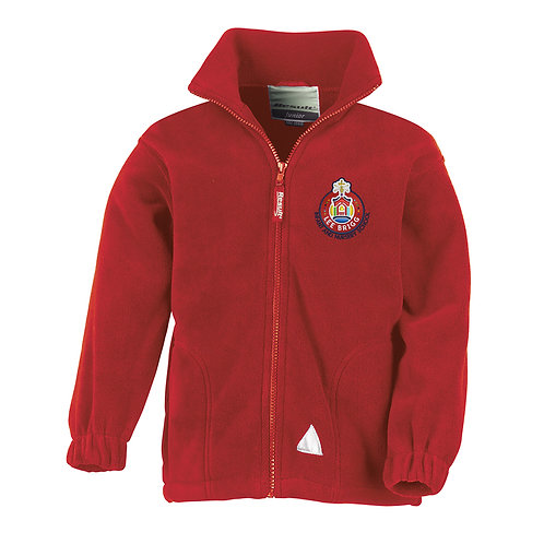 Lee Brigg Infants School Fleece