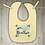 Thumbnail: Biggest Brother Embroidered Baby Bib