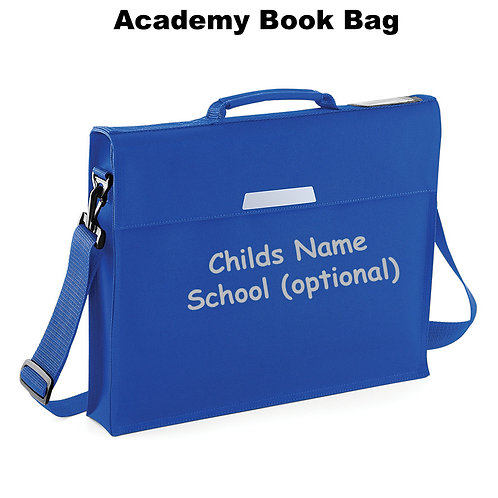 Academy Book Book Bag with Strap
