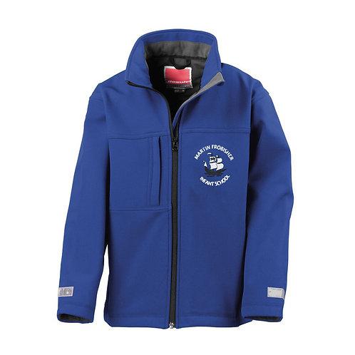 Martin Frobisher Infant School Soft Shell Jacket