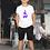 Thumbnail: Gymnastics Pommel Horse Children's Sports T-Shirt