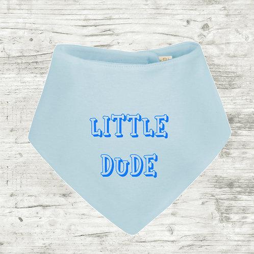 Little Dude Bib