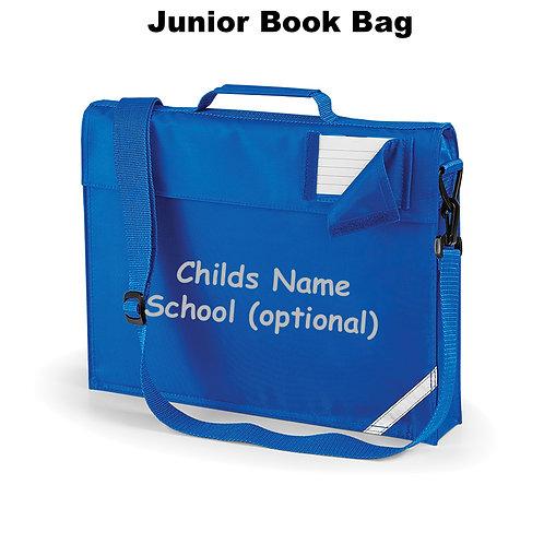 Junior Book Book Bag with Strap