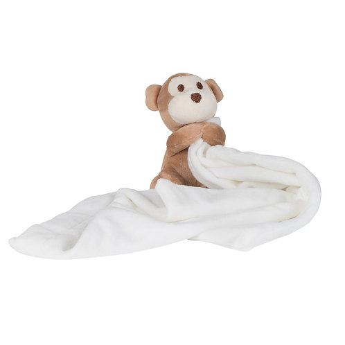 Personalised Mumbles Monkey Comforter