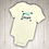 Thumbnail: Big Cousin Embroidered Baby Suit